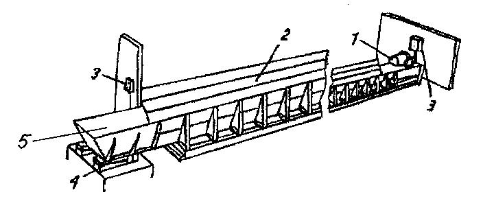 Транспортер раздатчик кормов твк 80а записка привод цепного конвейера