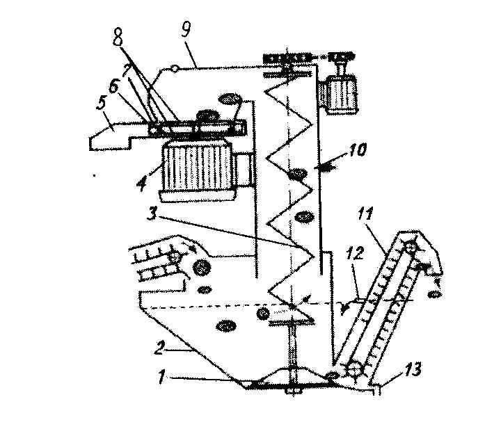 Транспортер для корнеклубнеплодов распиновка эбу транспортер т4