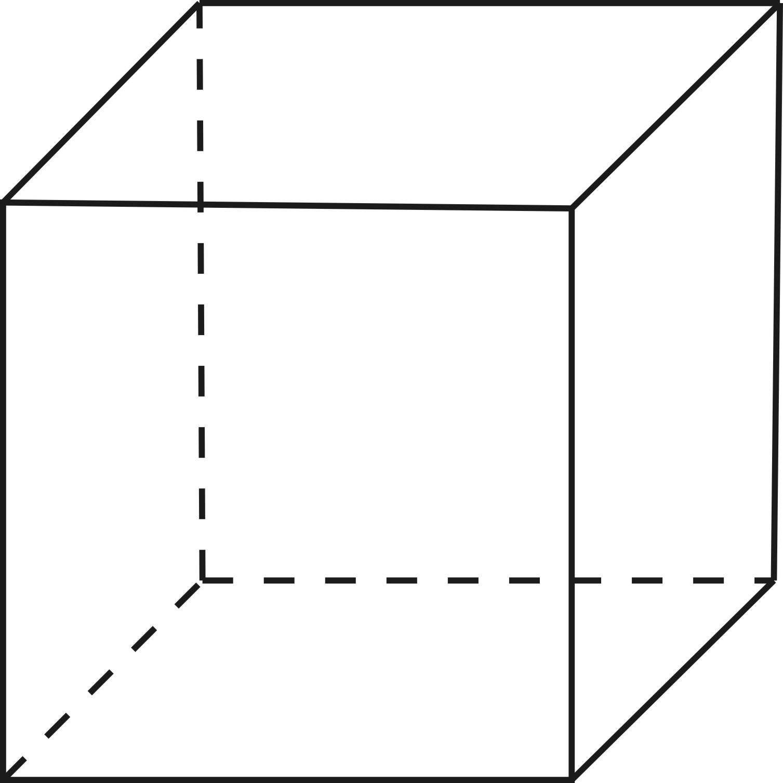 Куб геометрия картинки