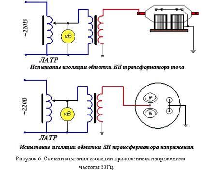 Схема трансформатора тока 10 кв 846