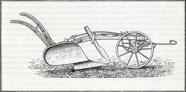 картинки плуга древний система двухстороннего открывания