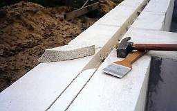 Камни (блоки) бетонные