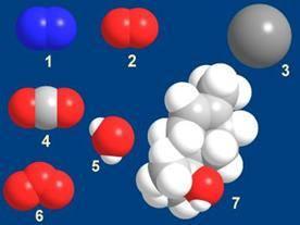 Строение атомов и молекул