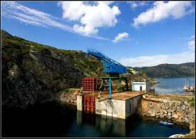 Приливные и волновые электрические станции