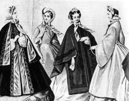 Дамские виды одежды