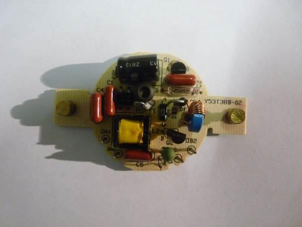 Дроссель энергосберегающих ламп