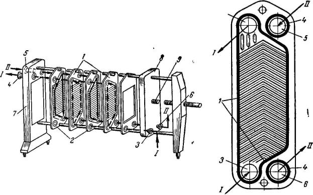 55 вычисляем расход воды системы теплоснабжения нагрева пластинчатом теплообменнике воды