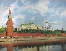 История создания Московского кремля.