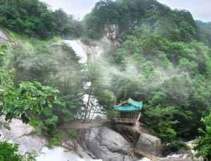 Корейские горы Мёхян