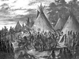 Религия Пляски Духов: закат эпохи индейских войн