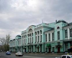 Architecture of Omsk