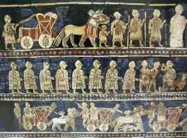 Художественная культура Древней Месопотамии