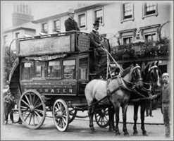 История возникновения остановки общественного транспорта