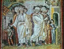 Раннехристианское искусство поздней античности