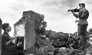 Отражение суровых будней войны в повести