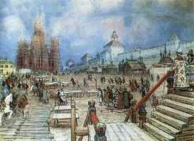 История создания Московского кремля