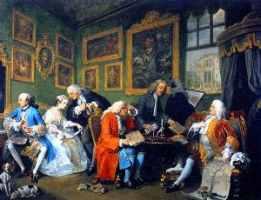 Английское искусство XVIII в.