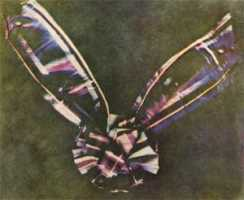 Первая цветная фотография