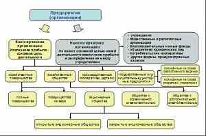 Функции финансов коммерческих организаций